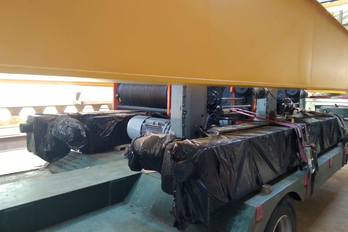 Опорная кран-балка 10 тонн