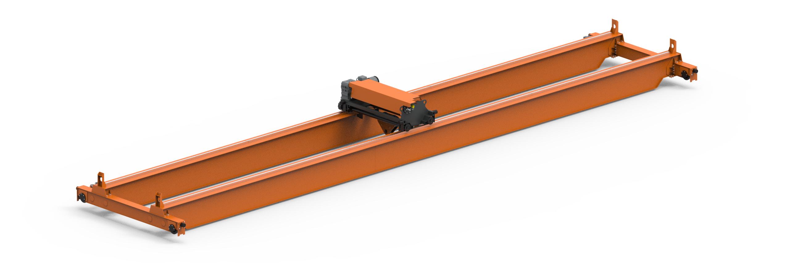 Мостовий двобалковий кран - від виробника ТОВ