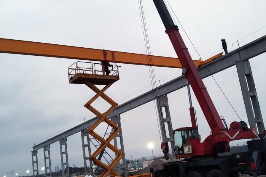 Кран мостовой 16 тонн