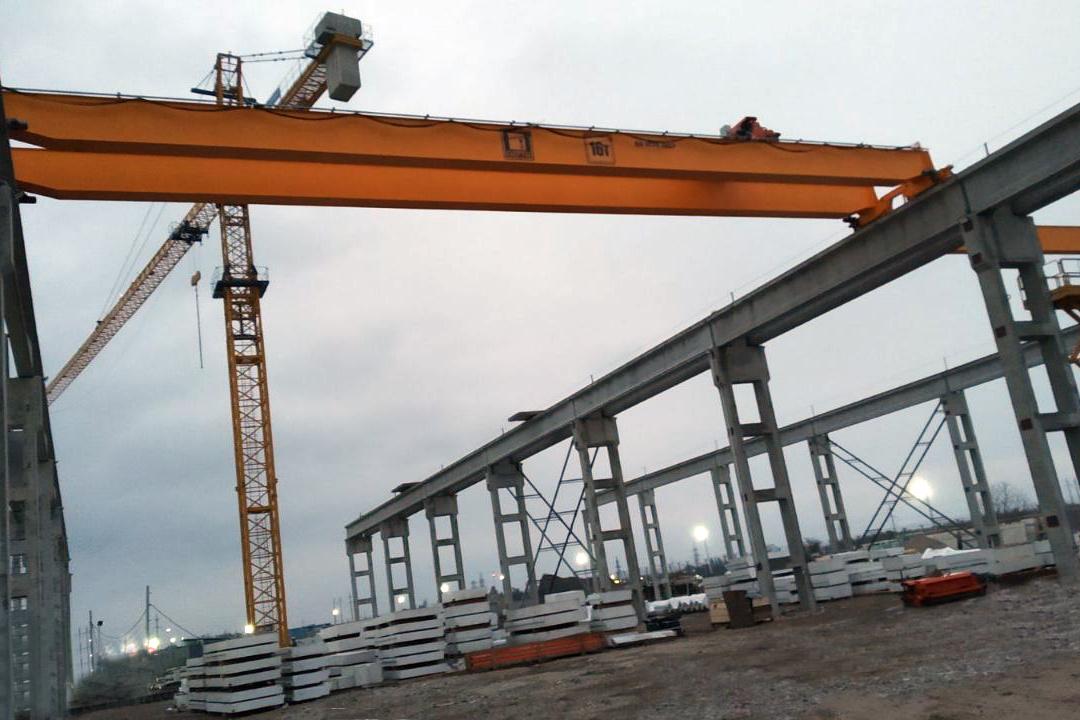 Кран мостовий 16 тон