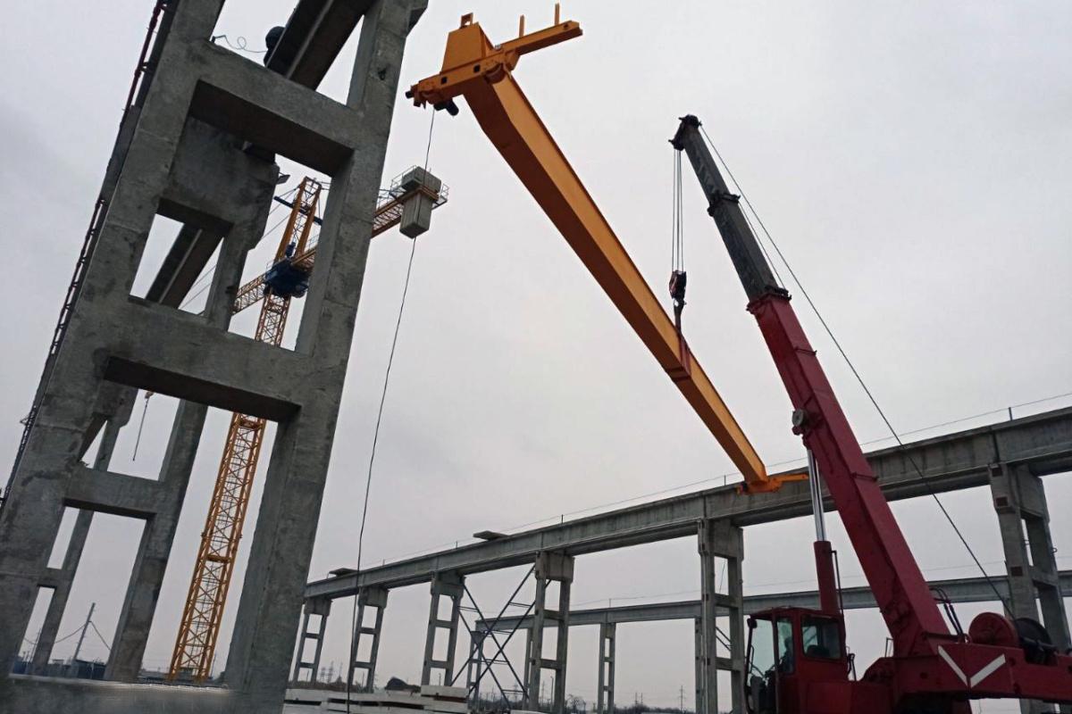 Мостовой кран 16 тонн