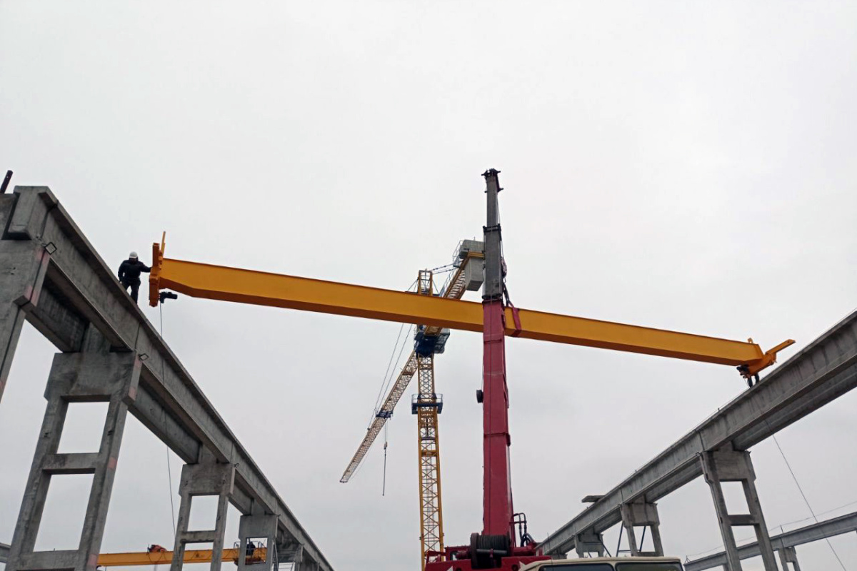 Мостовий кран 16 тон